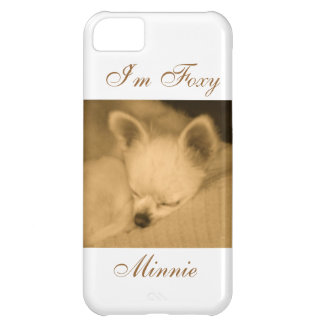 I'm Foxy Minnie iPhone 5C Case