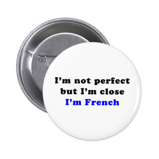 I'm French Pin