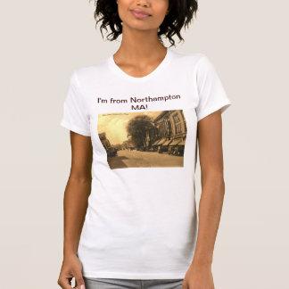 I'm from Northampton MA! Vintage T-Shirt