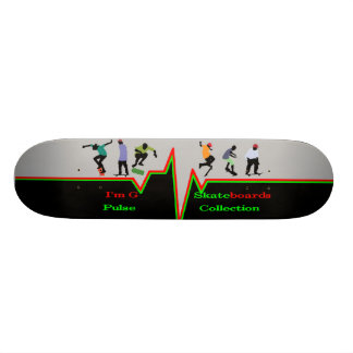 I'm G Skateboards Pulse Collection #3