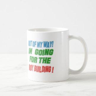 I'm going for the Body Building. Mug