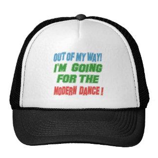 I'm going for the Modern Dance. Trucker Hat