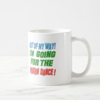 I'm going for the Modern Dance. Mug