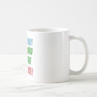 I'm going for the Modern Dance. Coffee Mug