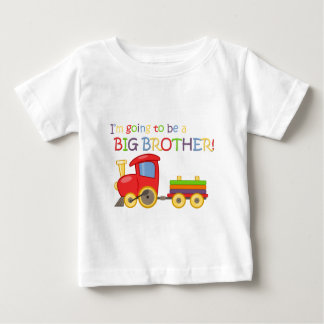 I'm going to be a big brother! baby T-Shirt