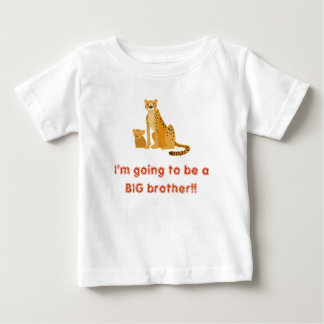 I'm going to be a BIG brother t-shirt