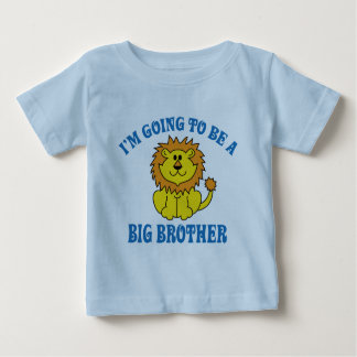 I'm Going To Be A Big Brother Tees