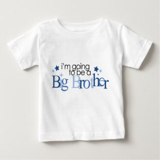 """""""I'm going to be a big brother"""" T Shirts"""