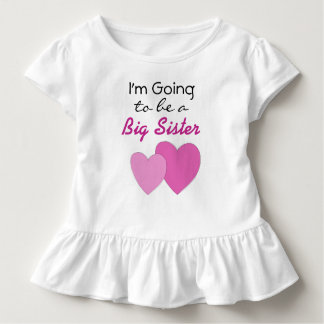 I'm going to be a Big Sister Announcement Dress