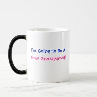 I'm Going To Be A, New Grandparent!-Mug Morphing Mug