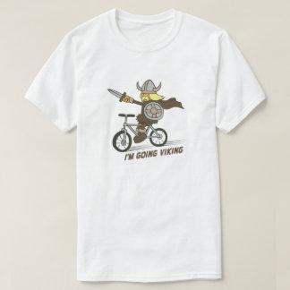I'm Going Viking Funny Wordplay T-Shirt