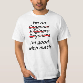 I'm good with math T-Shirt
