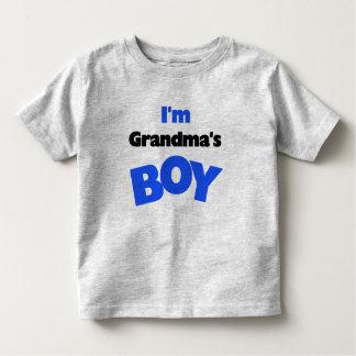 I'm Grandma's Boy Toddler T-Shirt