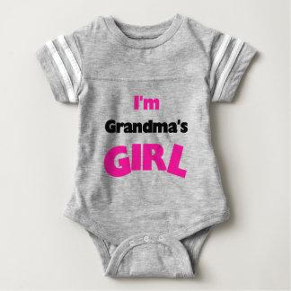 I'm Grandma's Girl Baby Bodysuit
