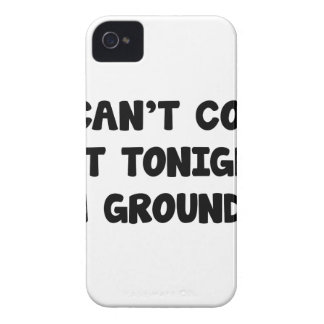 I'm Grounded iPhone 4 Covers
