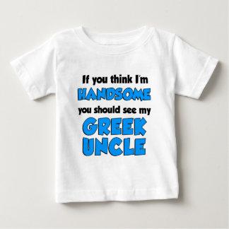 I'm Handsome Greek Uncle Tshirt