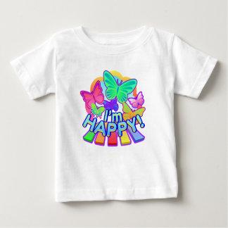 I'm Happy! baby T-shirt