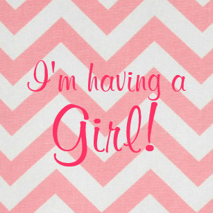 i m having a girl now what