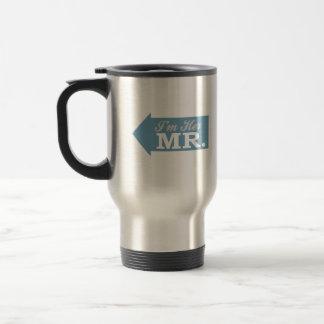 I'm Her Mr. (Blue Arrow) Mug