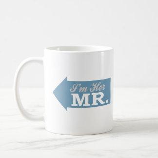 I'm Her Mr. (Blue Arrow) Mugs