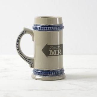 I'm Her Mr. (Gray Arrow) Mug