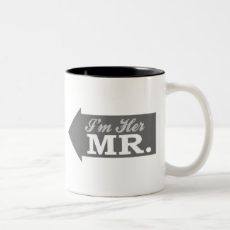 I'm Her Mr. (Gray Arrow) Mugs