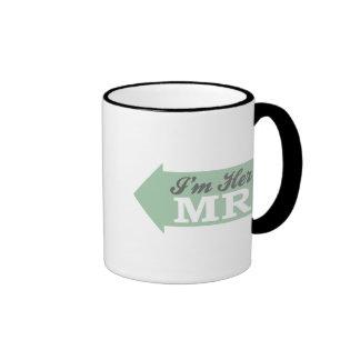 I'm Her Mr. (Green Arrow) Mugs