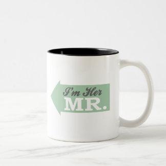 I'm Her Mr. (Green Arrow) Coffee Mugs