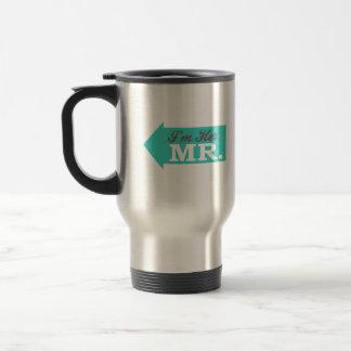 I'm Her Mr. (Teal Arrow) Mug