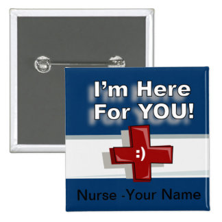 I'm Here For You - Add Name Pins