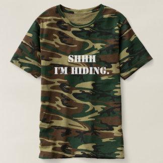 I'm Hiding T-Shirt