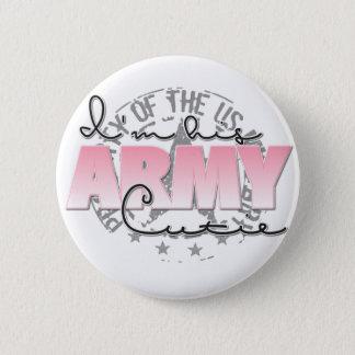 I'm His Army Cutie 6 Cm Round Badge