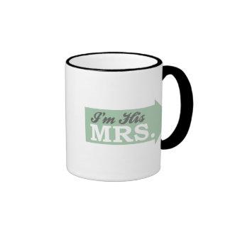 I'm His Mrs. (Green Arrow) Mugs