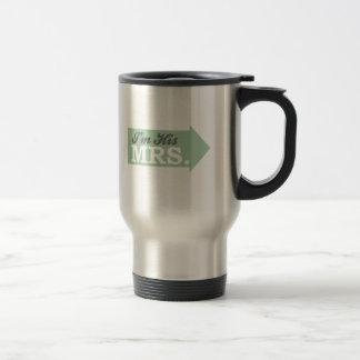 I'm His Mrs. (Green Arrow) Coffee Mugs