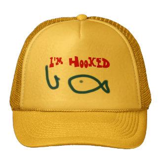 I'm hooked cap