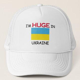 I'm HUGE In UKRAINE Trucker Hat