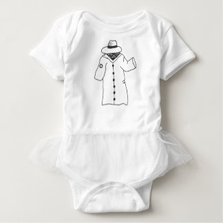 I'm Human-- Really! Baby Bodysuit