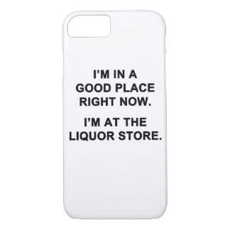 I'm in a Good Place Right Now iPhone 8/7 Case