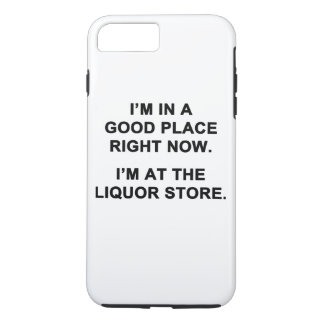 I'm in a Good Place Right Now iPhone 8 Plus/7 Plus Case