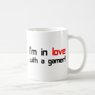 I'm in Love with a Gamer Mugs