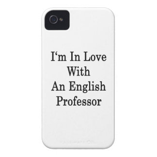I'm In Love With An English Professor iPhone 4 Covers