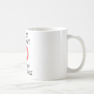 I'm in my mind palace coffee mug
