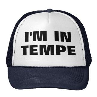 I'm In Tempe Baseball Hat (CUSTOMIZABLE)