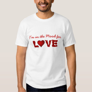 I'm in the Mood for Love T Shirts
