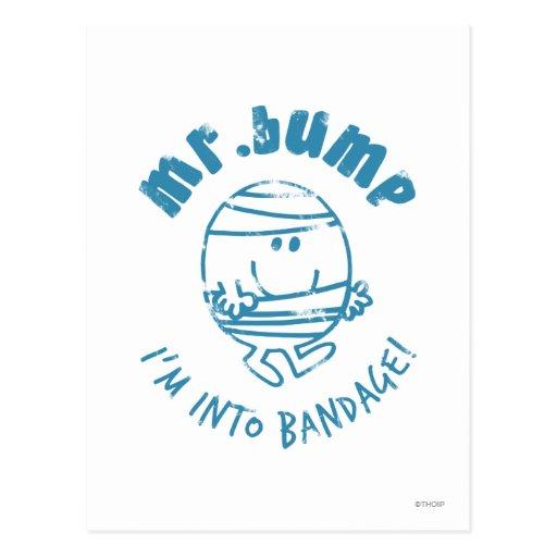 I'm Into Bandage! Postcards