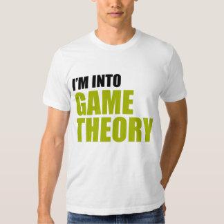 I'm Into Game Theory Tshirt