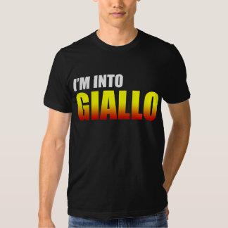 I'm Into Giallo Shirt