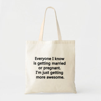I'm just getting more awesome budget tote bag