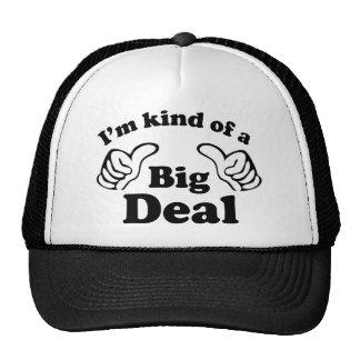 I'm Kind Of A Big Deal Hats