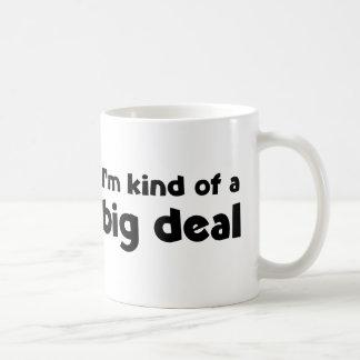 I'm kind of a big deal mug
